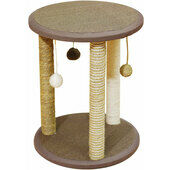 Rosewood Catwalk Cat Scratcher Post Zurich 45x40x40cm