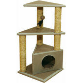 Rosewood Catwalk Seattle Cat Scratcher Post Furniture