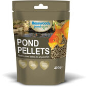 6 x Rosewood Pond Nature Pellets Litre (400g)