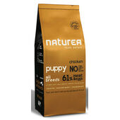 Naturea Naturals Puppy Chicken Junior Dog Food