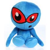 Hear Doggy Martian Blue
