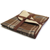 Danish Design Newton Brown Pet Throw - Truffle