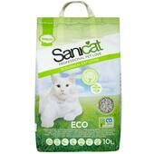Sanicat Eco Recycled Paper Cat Litter - 10L