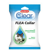Bob Martin Clear Flea Collar For Cats & Kittens