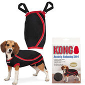 Kong Anxiety-Reducing Shirt For Dogs
