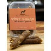6 x The Innocent Hound Salmon Bites With Sweet Potato 100g