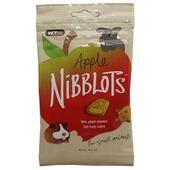 8 x VetIQ Small Animal Nibblots Apple 30g