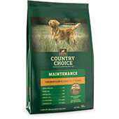Gelert Country Choice Maintenance Chicken & Rice Dry Working Dog Food - 12kg