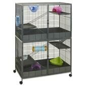 Savic Suite Royale Xl Cage 115.5x67.5x155.5cm