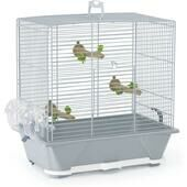 Savic Primo 30 Bird Cage Silver Wire 42x25x41.5cm