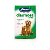 Johnson's Dog & Cat Diarrhoea 12 Tablets