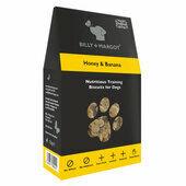 10 x Billy & Margot Honey & Banana Nutritious Training Biscuits 125g