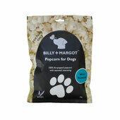 8 x Billy & Margot Popcorn With Seaweed 20g