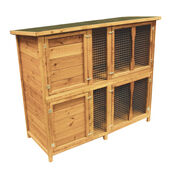 Pet Specialist Manor Mews Small Animal Hutch - 5.3Ft