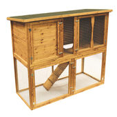 Pet Specialist Manor Garden Small Animal Hutch - 5.3Ft