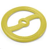 Bionic Rubber Tug N Toss Yellow Puppy Teething Chew