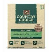 10 x Gelert Country Choice Tray Lamb 395g