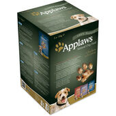 4 x Applaws Pouch Multi Pack Chicken Flavours 5x150g