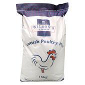Wilsons Scottish Poultry Mix 15kg