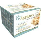 12 x Applaws Cat Tin Supreme Selection Multi Pack 70g
