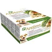 8 x Applaws Dog Tin Recipe Selection Multi Pack 156g