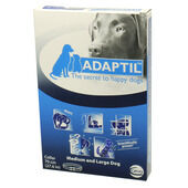 ADAPTIL Medium & Large Dog Calming Collar - 62.5cm