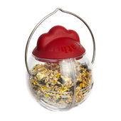 Feathers & Beaky Peck-It Chicken Treat Dispenser