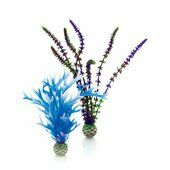 Biorb Easy Plant Blue/purple Medium 2pack