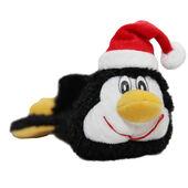 3 x Jolly Doggy Penguin Multi Squeak 41cm (16