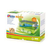 Savic Izzy Metro Hamster Cage 50x40x28cm
