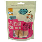 Good Boy Pawsley & Co Jumbo Twisters Chicken 100g