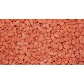 Unipac Fluoro Gravel Orange 25kg