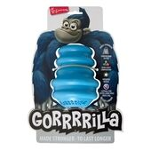 Gorrrrilla Classic Blue Dog Chew Toy