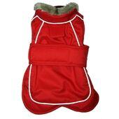 Go Walk Thermal Waterproof Coat Red