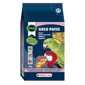 Versele Laga Orlux Gold Patee Large Parakeet&parrot Moist Eggfood 1kg