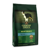 Gelert Country Choice Maintenance White Fish & Rice 2kg