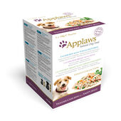 20 x Applaws Pouch Finest Collection Multipack 100g
