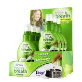 6 x Tropiclean Fresh Breath Drops 52ml