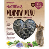 Naturals Meadow Menu Rabbit