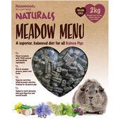 Naturals Meadow Menu Guinea Pig