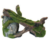 Rosewood Blue Ribbon Rock & Wood Moss Covered Trees & Ruin