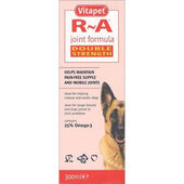 Vitapet Dog Double Strength R A Joint Formula 400ml