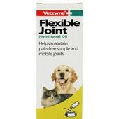 Vetzyme Dog & Cat Flexible Joint Nutritional Oil 150ml