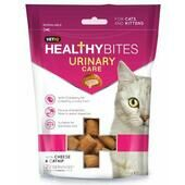 8 x VetIQ Healthy Bites Cat Urinary Care Treats 65g