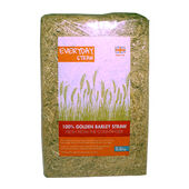 4 x Everyday 100% Golden Barley Straw 2.5kg