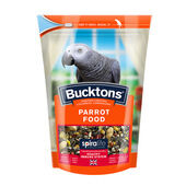 Bucktons Parrot Food With Spiralife 1.5kg