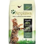 6 x Applaws Cat Dry Adult Chicken With Lamb 400g