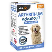 VetIQ Arthriti-um Advanced 45 Tablets