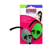 Kong Softies Catnip Mice Cat Toy - 2 Pack
