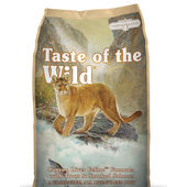 Taste Of The Wild Cat Canyon River Trout & Smoked Salmon